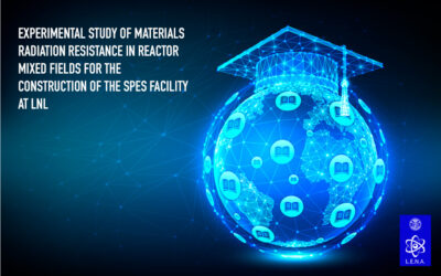 EXPERIMENTAL STUDY OF MATERIALS RADIATION RESISTANCE IN REACTOR MIXED FIELDS FOR THE CONSTRUCTION OF THE SPES FACILITY AT LNL